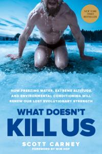 What Doesn't Kill Us La couverture du livre martien