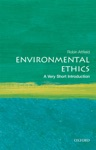 Environmental Ethics A Very Short Introduction