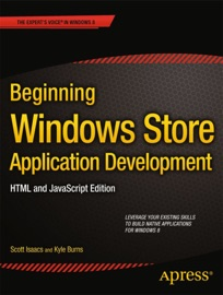 Beginning Windows Store Application Development