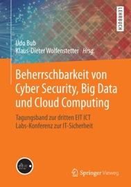 Beherrschbarkeit Von Cyber Security Big Data Und Cloud Computing