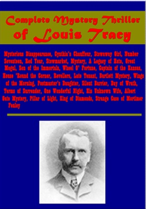 Complete Mystery Thriller of Louis Tracy image