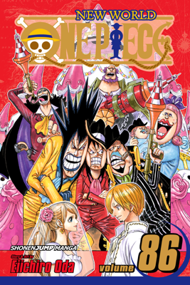 One Piece, Vol. 86 - Eiichiro Oda book