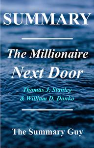 The Millionaire Next Door La couverture du livre martien