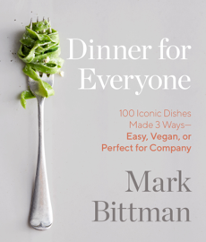 Dinner for Everyone book