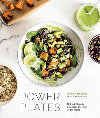 Power Plates - Gena Hamshaw book