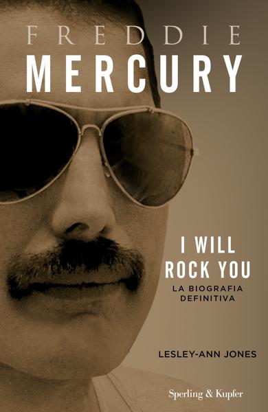 Freddie Mercury di Lesley-Ann Jones
