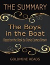 The Summary Of The Boys In The Boat