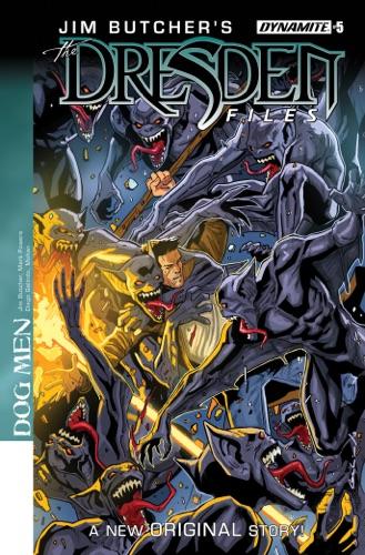 Jim Butcher, Mark Powers & Diego Galindo - Jim Butcher's The Dresden Files: Dog Men #5