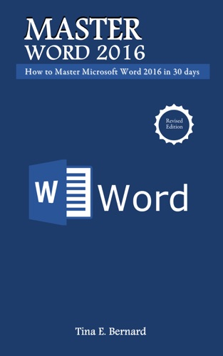 Master Microsoft Word 2016 E-Book Download