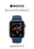 Apple Watch – Benutzerhandbuch - Apple Inc.