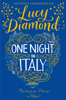 Lucy Diamond - One Night in Italy artwork