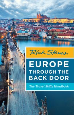 Rick Steves Europe Through the Back Door - Rick Steves book