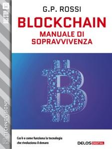 Blockchain Book Cover