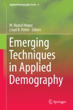 Emerging Techniques In Applied Demography