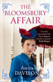 The Bloomsbury Affair - Anita Davison book summary