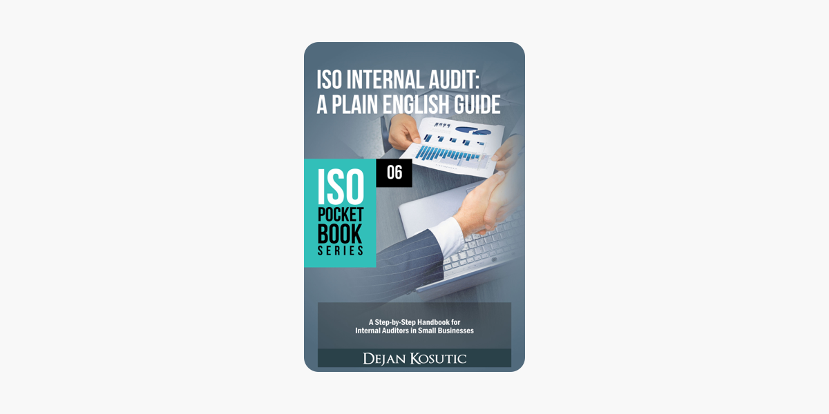 ‎ISO Internal Audit – A Plain English Guide