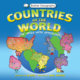 Basher Geography: Countries of the World book
