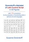 Dorendorff S Alphabet Of Latin Cursive Script In Figures