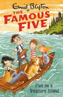 Enid Blyton - Five On A Treasure Island artwork