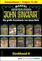 Jason Dark - John Sinclair Großband 8 - Horror-Serie artwork