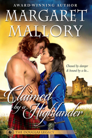 Claimed by a Highlander - Margaret Mallory book summary