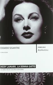 Hedy Lamarr, la donna gatto Libro Cover