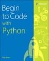Begin To Code With Python 1e