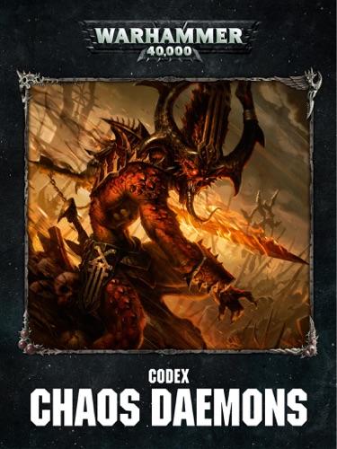Games Workshop - Codex: Chaos Daemons Enhanced Edition