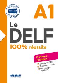 Le DELF - 100% réussite - A1  - Livre - Version numérique epub