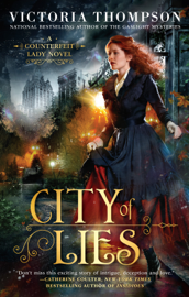 City of Lies - Victoria Thompson book summary