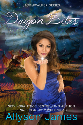 Dragon Bites - Allyson James book