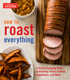How to Roast Everything book