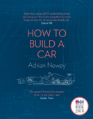 How to Build a Car Book Cover