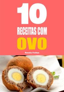10 Receitas com ovo Book Cover