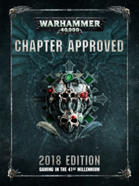 Warhammer 40,000: Chapter Approved book