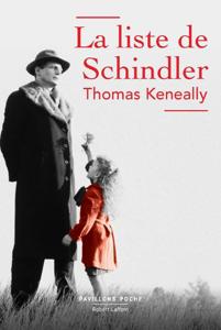 La Liste de Schindler La couverture du livre martien