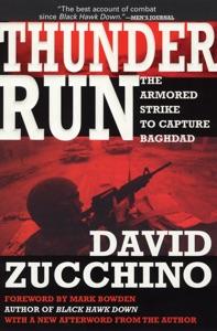 Thunder Run Book Cover