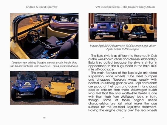 Custom Vw Beetles Bugs Kit Cars Buggies On Apple Books