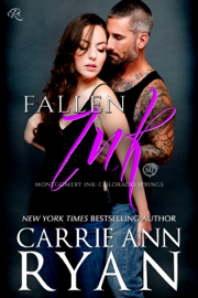 Fallen Ink - Carrie Ann Ryan book summary