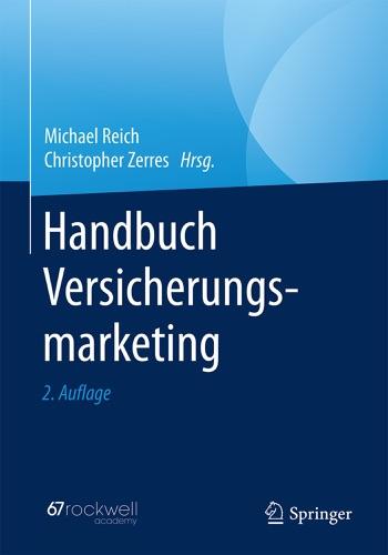 Michael Reich & Christopher Zerres - Handbuch Versicherungsmarketing