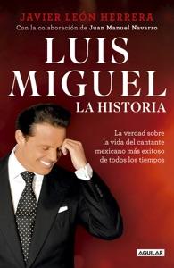Luis Miguel: la historia Book Cover
