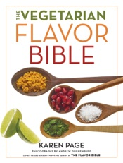The Vegetarian Flavor Bible