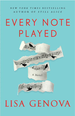 Every Note Played - Lisa Genova book