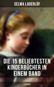 Die 15 beliebtesten Kinderbücher in einem Band (Illustriert) Book Cover