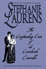 The Confounding Case Of The Carisbrook Emeralds book