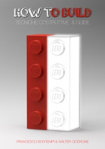 Lego how to build Book Cover
