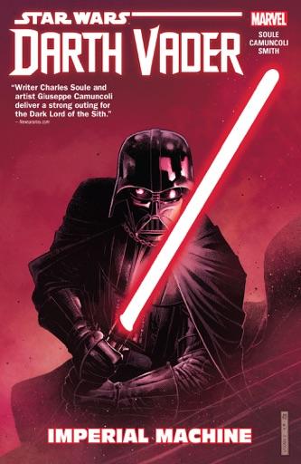Star Wars: Darth Vader: Dark Lord Of The Sith - Charles Soule