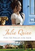 Para Sir Phillip, com amor Book Cover