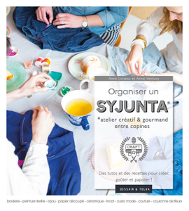 Organiser un Syjunta Couverture de livre