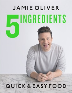 5 Ingredients Book Cover